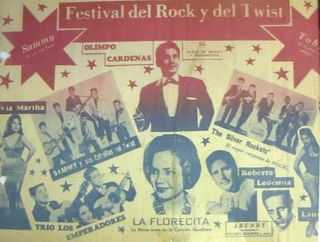 """Fiesta del rock y twist"""