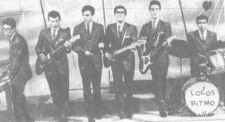 Locos del Ritmo abril 1962