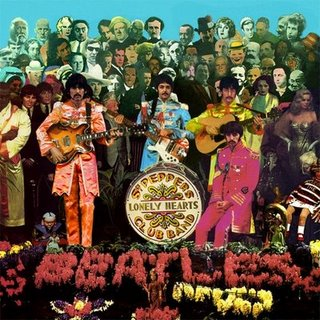 Beatles Sgt pepper alterna 1967