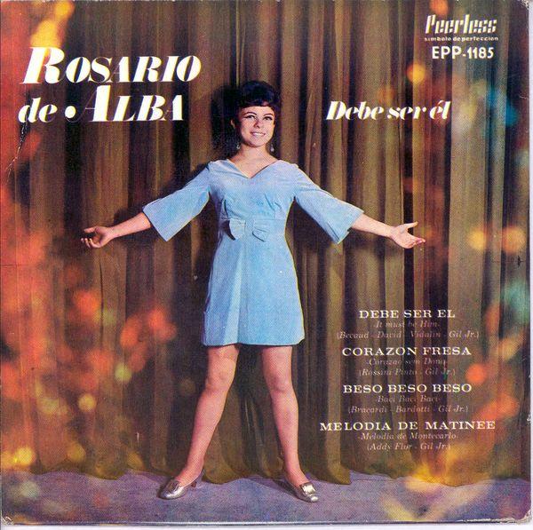 Rosario De Alba Quot Chayito Quot Vuelve Primavera El Rock De Los 60 En M 233 Xico