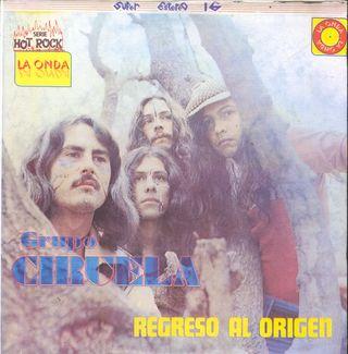 Ciruela FRONT cover