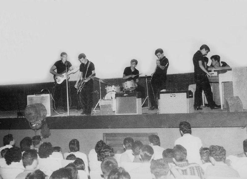 Black Jeans Cine Variedades Agosto 1960