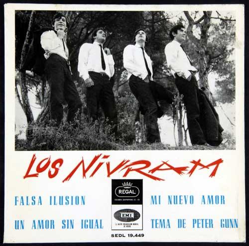 EP Los Nivram Falsa Ilusion