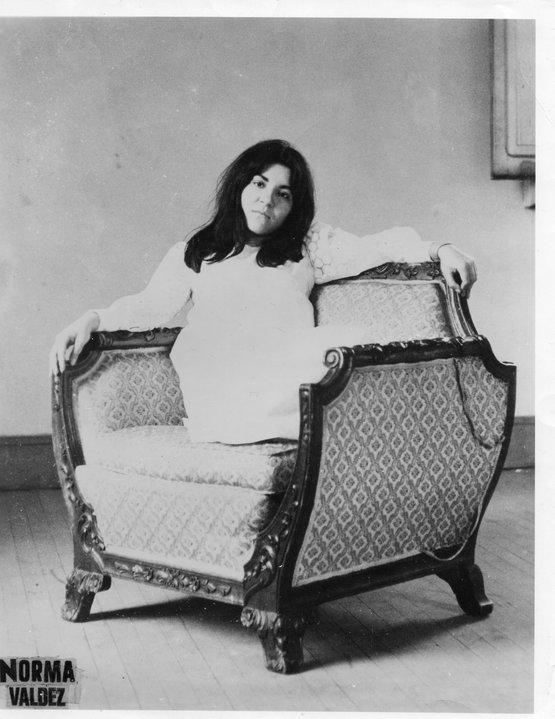 Norma Valdez postal