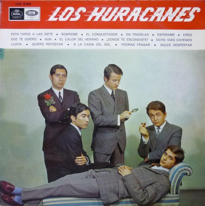 Huracanes Cover1