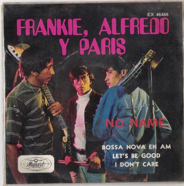 EP Frankie, Alfredo y París