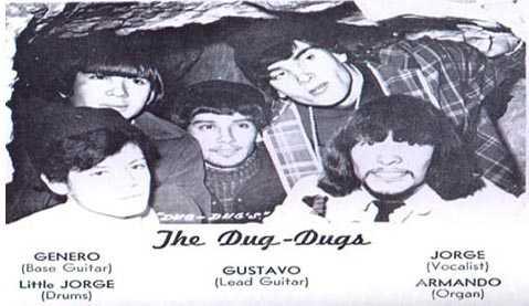 Los Dug Dugs 1968