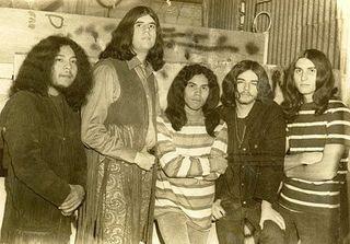 El Ritual Chalo, Martín, Alejandro Villegas, Frankie Bareño y Lalo