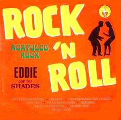 LP Eddie con los Shades - Acapulco rock