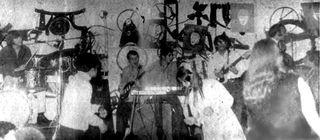 Los Intocables y Los Shippys en cafe 2+2 1968 df