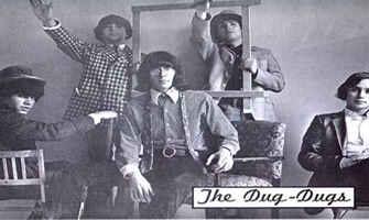 Los Dug dugs en el 68