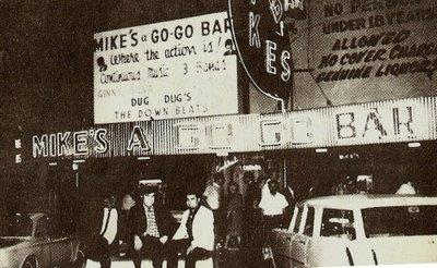 Mikes bar a gogo