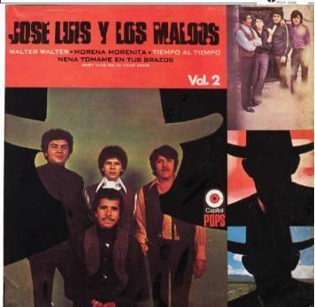 JOSE LUIS Y LOS MALOOS vol. 2