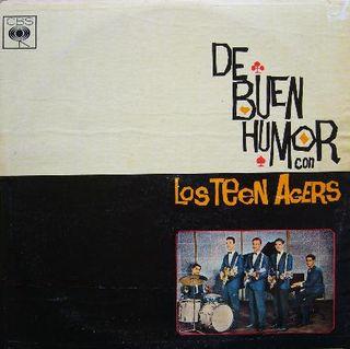 LP De buen humor - Argentina..1964 CBS..8436