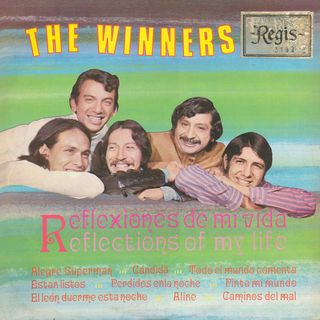 The winners FRONT cover