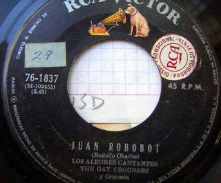 Sencillo Juan Robobot