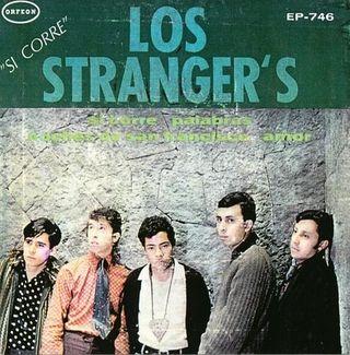 EP Los Strangers