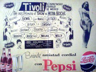 Desenfrenados en el Tivoli