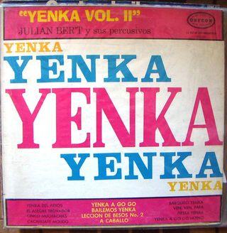 Julian bert yenka vol 2 front