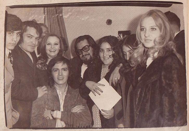Kay Perez, Rocio Durcal y varios artistas