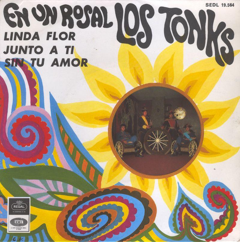 Los Tonks (Portada EP-2)
