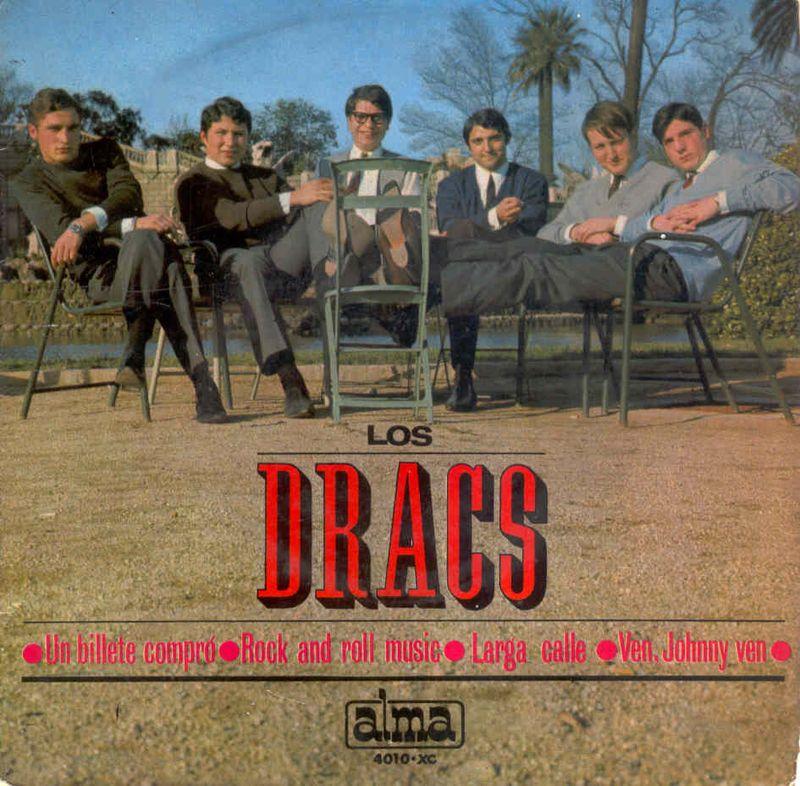 Els Dracs - EP