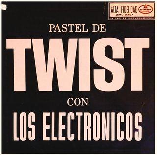 LP Pastel de Twist