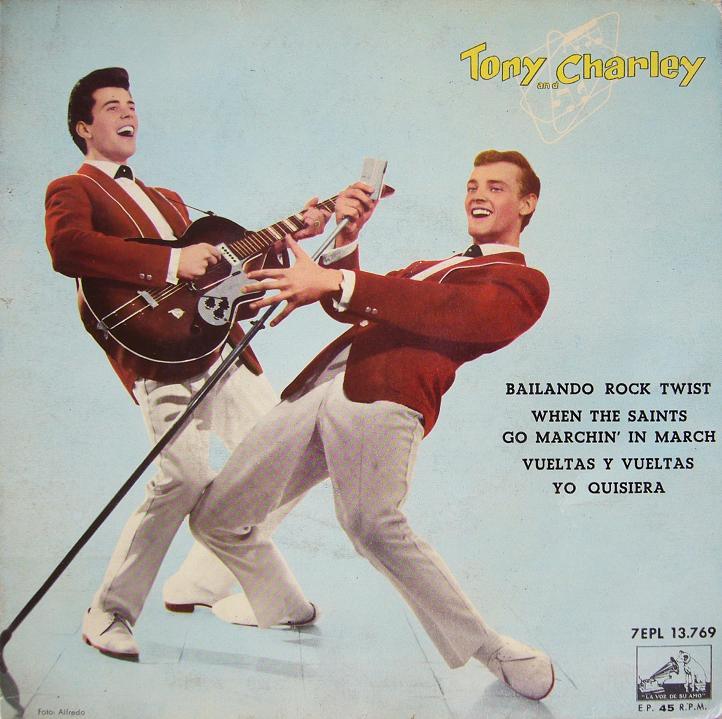 EP Tony y Charley V.S.A..7EPL-13769