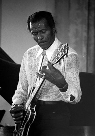 Chuck Berry en vivo