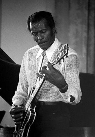 Chuck Berry en vivo