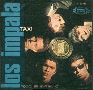 Sencillo Taxi (sonoplay)