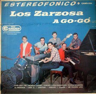 LP Los Zarzoza a gogo