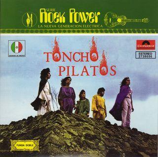 Toncho Pilatos front