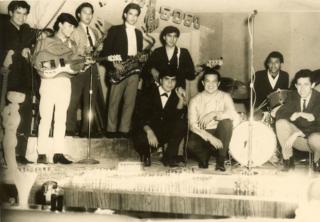 Los Downbeats (Tequila a gogo, Feb 66)