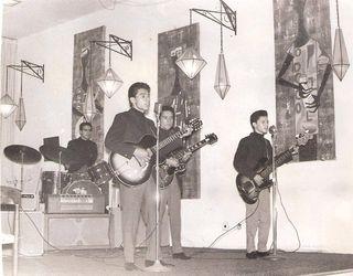 Los Angeles Azules en 1963