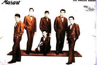 Los Angeles Azules memoyjoseluisgazcon1962