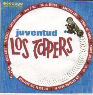 LP Juventud - Los Topper's