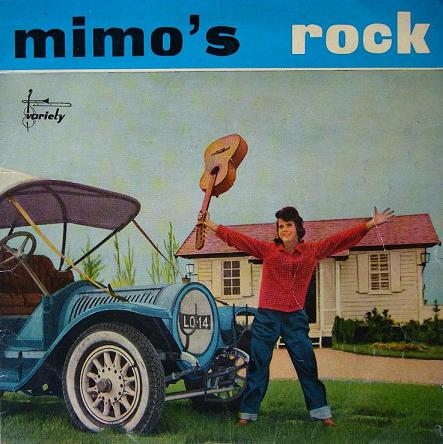 Mimo's rock Variety..VE-10004