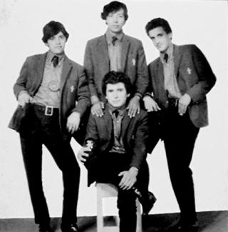 Los pankys - grupo