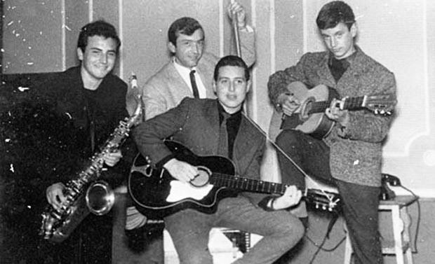 Rocking boys inicios